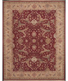 RugStudio presents Nourison Ancestry NA-01 Red Hand-Knotted, Best Quality Area Rug