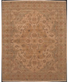 RugStudio presents Nourison Ancestry NA-02 Beige Hand-Knotted, Best Quality Area Rug