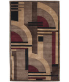 RugStudio presents Nourison Dimensions ND-09 Multi Hand-Tufted, Better Quality Area Rug