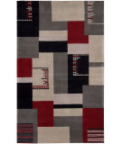 RugStudio presents Nourison Dimensions ND-11 Grey Hand-Tufted, Better Quality Area Rug