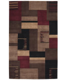 RugStudio presents Nourison Dimensions ND-11 Taupe Hand-Tufted, Better Quality Area Rug