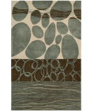 RugStudio presents Nourison Dimensions ND-27 Multi Hand-Tufted, Better Quality Area Rug