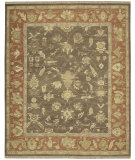 RugStudio presents Nourison Nourmak Encore Noe05 Olive Rust Woven Area Rug