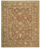 RugStudio presents Nourison Nourmak Encore Noe05 Rust Woven Area Rug