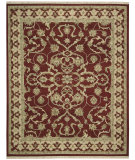RugStudio presents Nourison Nourmak Encore Noe08 Red Woven Area Rug