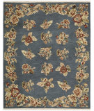 RugStudio presents Nourison Nourmak Encore Noe09 Blue Flat-Woven Area Rug