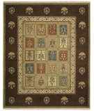RugStudio presents Nourison Nourmak Encore Noe10 Multi Color Woven Area Rug