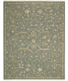 RugStudio presents Nourison Nourmak Encore Noe13 Blue Flat-Woven Area Rug