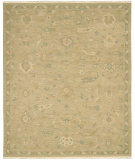 RugStudio presents Nourison Nourmak Encore Noe14 Gold Flat-Woven Area Rug