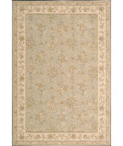 RugStudio presents Nourison Newport NW-01 Mist Machine Woven, Better Quality Area Rug