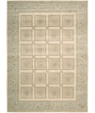 RugStudio presents Nourison Newport NW-06 Ivory Machine Woven, Better Quality Area Rug