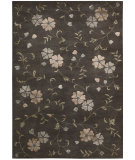 RugStudio presents Nourison Oasis OAS02 Charcoal Hand-Tufted, Good Quality Area Rug