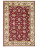 RugStudio presents Nourison Paramount Par09 Red Machine Woven, Good Quality Area Rug