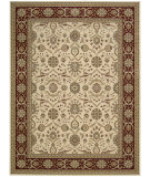 RugStudio presents Nourison Persian Crown Pc001 Cream Machine Woven, Best Quality Area Rug