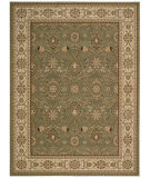 RugStudio presents Nourison Persian Crown Pc001 Green Machine Woven, Best Quality Area Rug