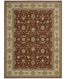RugStudio presents Nourison Persian Crown Pc001 Brick Machine Woven, Best Quality Area Rug