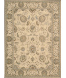 RugStudio presents Rugstudio Sample Sale 28446R Ivory Machine Woven, Best Quality Area Rug