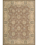 RugStudio presents Nourison Persian Empire PE-22 Mocha Machine Woven, Best Quality Area Rug