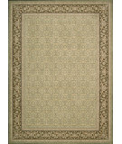 RugStudio presents Nourison Persian Empire PE-26 Green Machine Woven, Best Quality Area Rug