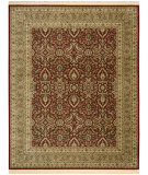 RugStudio presents Nourison Persian Traditions PN-02 Red Machine Woven, Best Quality Area Rug