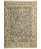 RugStudio presents Nourison Persian Traditions PN-04 Blue Machine Woven, Better Quality Area Rug