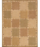 RugStudio presents Nourison Parallels PR-09 Beige Machine Woven, Better Quality Area Rug
