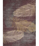 RugStudio presents Nourison Parallels PR-26 Lavender Machine Woven, Better Quality Area Rug