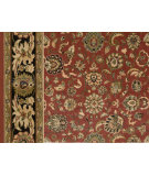 RugStudio presents Nourison Grand Parterre Pt01 Rust Machine Woven, Good Quality Area Rug