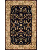 RugStudio presents Nourison Parthia PT-02 Midnight Machine Woven, Best Quality Area Rug