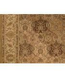 RugStudio presents Nourison Grand Parterre Pt04 Gold Machine Woven, Good Quality Area Rug
