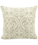 RugStudio presents Nourison Pillows Life Styles Q5115 Light Green