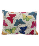 RugStudio presents Nourison Pillows Life Styles Q5121 Ivory