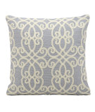 RugStudio presents Kathy Ireland Pillows Q5194 Blue