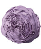 RugStudio presents Nourison Pillows Felt R2465 Lavender