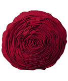 RugStudio presents Nourison Pillows Felt R2465 Red