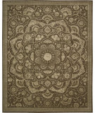 RugStudio presents Nourison Regal REG-02 Chocolate Hand-Tufted, Best Quality Area Rug