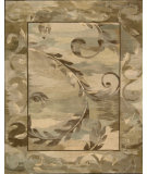 RugStudio presents Nourison Reflections RF-01 Taupe Hand-Tufted, Best Quality Area Rug