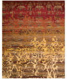 RugStudio presents Nourison Rhapsody Rh001 Sunrise Machine Woven, Good Quality Area Rug