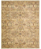 RugStudio presents Nourison Rhapsody Rh008 Light Gold Machine Woven, Good Quality Area Rug