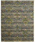 RugStudio presents Nourison Rhapsody Rh010 Seaglass Machine Woven, Good Quality Area Rug