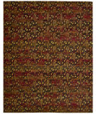 RugStudio presents Nourison Rhapsody Rh014 Flame Machine Woven, Good Quality Area Rug