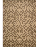 RugStudio presents Nourison Riviera RI-04 Mocha Machine Woven, Best Quality Area Rug