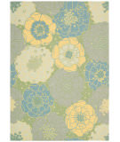 RugStudio presents Nourison Home and Garden RS-021 Green Machine Woven, Good Quality Area Rug