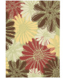 RugStudio presents Nourison Home and Garden RS-022 Green Machine Woven, Good Quality Area Rug