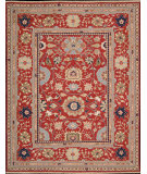 RugStudio presents Nourison Nourmak S-165 Red Flat-Woven Area Rug