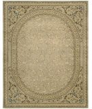 RugStudio presents Nourison Chateau Provence SB-02 Beige Hand-Tufted, Best Quality Area Rug
