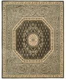 RugStudio presents Nourison Chateau Provence SB-03 Khaki Hand-Tufted, Best Quality Area Rug