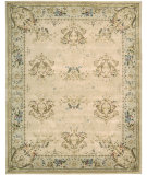 RugStudio presents Nourison Chateau Provence SB-04 Beige Hand-Tufted, Best Quality Area Rug