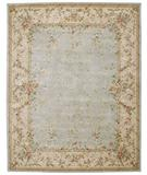 RugStudio presents Nourison Chateau Provence SB-07 Seafoam Hand-Tufted, Best Quality Area Rug