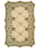 RugStudio presents Nourison Serenata SE-10 Beige Hand-Tufted, Best Quality Area Rug